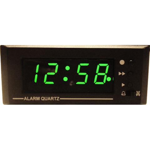 Digital Car Clocks 12 And 24 Volt